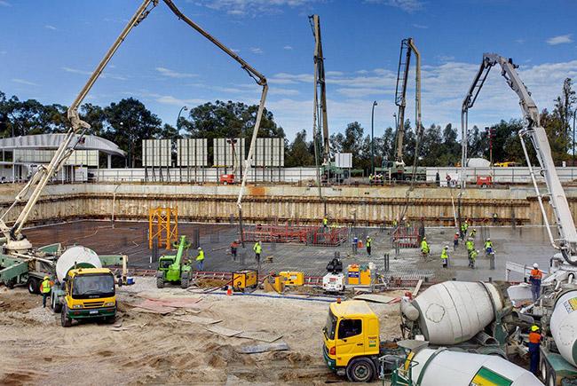 Приморск бетон бетон экспрессе